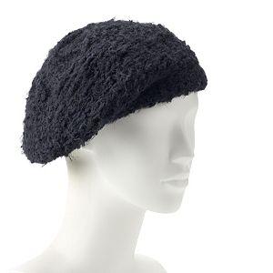 Women's Apt. 9® Knit Beret Hat