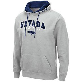 Men's NCAA Nevada Pullover Hooded Fleece