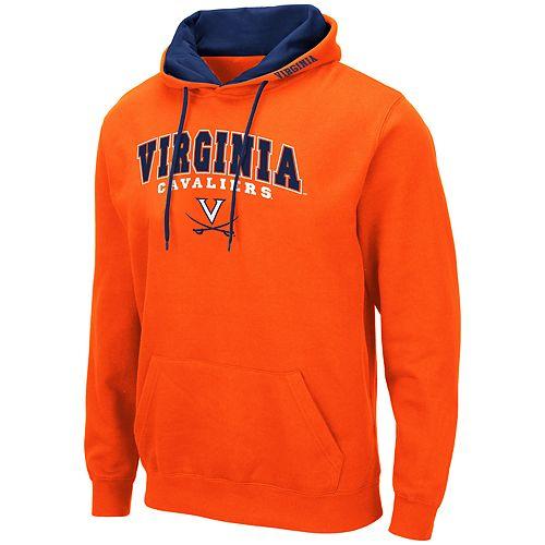 Men's NCAA Virginia Cavaliers Pullover Hooded Fleece