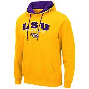 Men's NCAA LSU Pullover Hooded Fleece