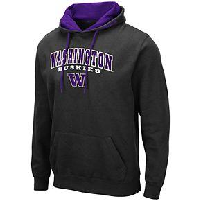 Men's NCAA Washington Huskies Pullover Hooded Fleece