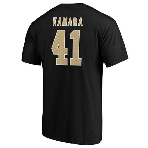 Men's New Orleans Saints Alvin Kamara Player Tee