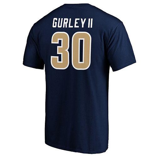 Men's Los Angeles Rams Todd Gurley Player Tee