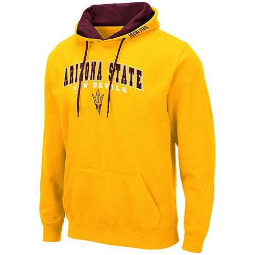 Men's NCAA Arizona State Pullover Hooded Fleece
