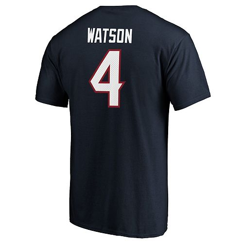 Men's Houston Texans Deshaun Watson Player Tee