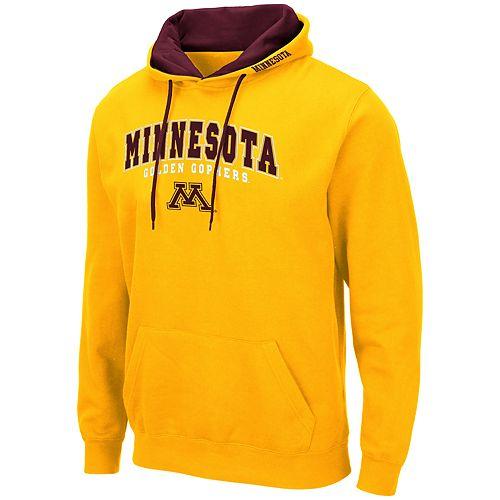 Men's NCAA Minnesota Pullover Hooded Fleece