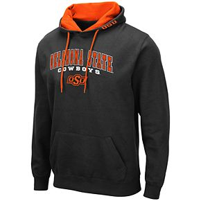 Men's NCAA Oklahoma State Pullover Hooded Fleece