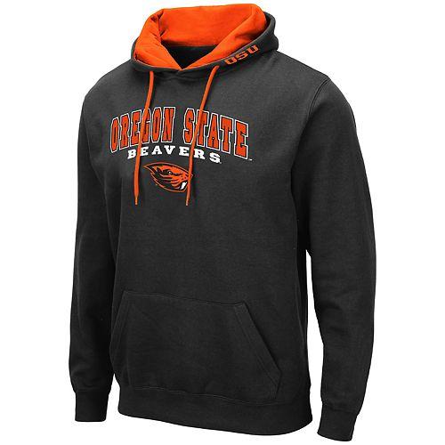 Men's NCAA Oregon State Pullover Hooded Fleece
