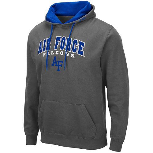 Men's NCAA Air Force Falcons Pullover Hooded Fleece