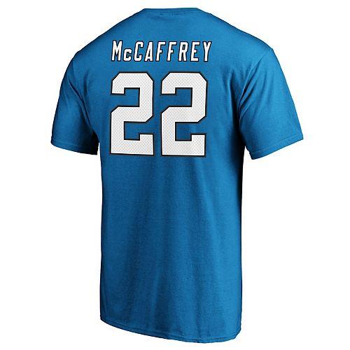 Men's Carolina Panthers Christian McCaffrey Player Tee