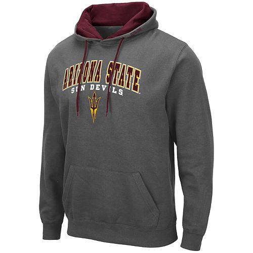 Men's NCAA Arizona State Sun Devils Pullover Hooded Fleece