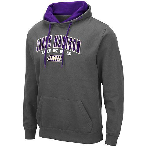 Men's NCAA James Madison Dukes Pullover Hooded Fleece