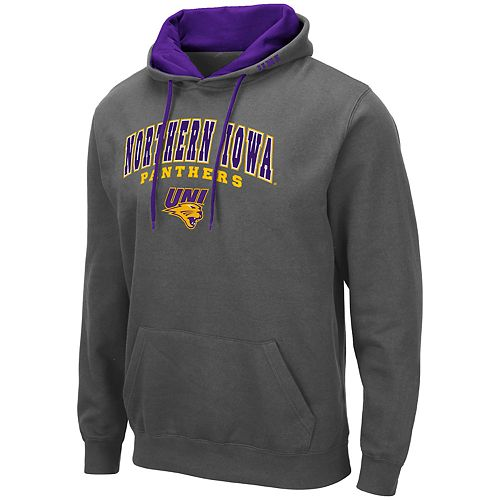 Men's NCAA Northern Iowa Panthers Pullover Hooded Fleece