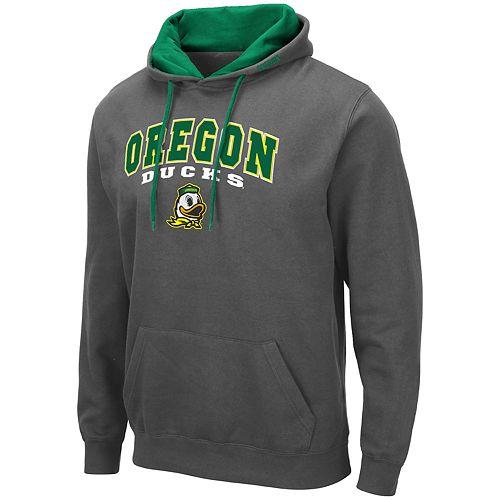 Men's NCAA Oregon Ducks Pullover Hooded Fleece