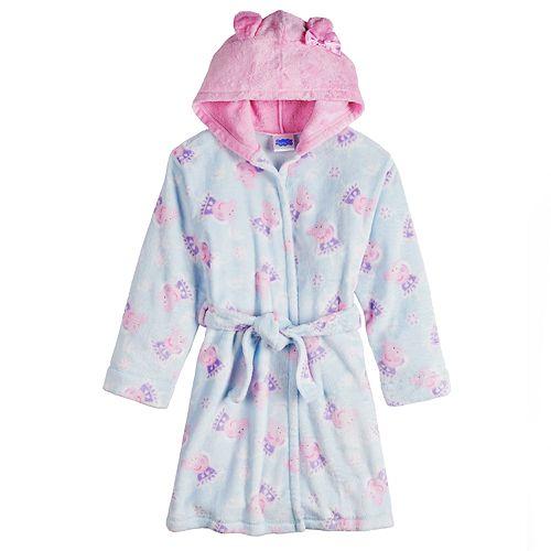 Girls' 4-8 Peppa Pig Robe