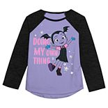 "Disney's Vampirina Toddler Girl ""Doing My Own Thing"" Graphic Tee by Jumping Beans®"