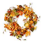 National Tree Company Sunflower Wreath
