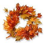 National Tree Company Maple Leaf Wreath