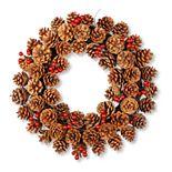 National Tree Company Pinecone Wreath