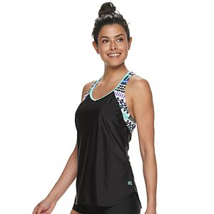 Women's ZeroXposur Stellar Action 2-in-1 Tankini Top