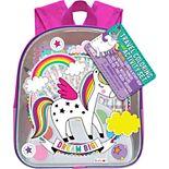 Girls' Unicorn Travel Backpack