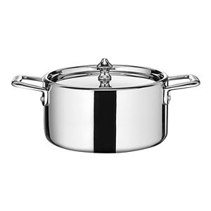 Scanpan Maitre D' Steel Mini Dutch Oven with Lid