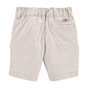 Toddler Boy Oshkosh B'gosh® Stretch Chino Shorts