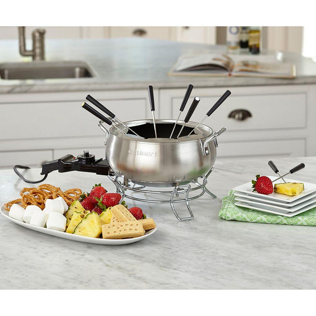Cuisinart Electric 10-pc. Fondue Set