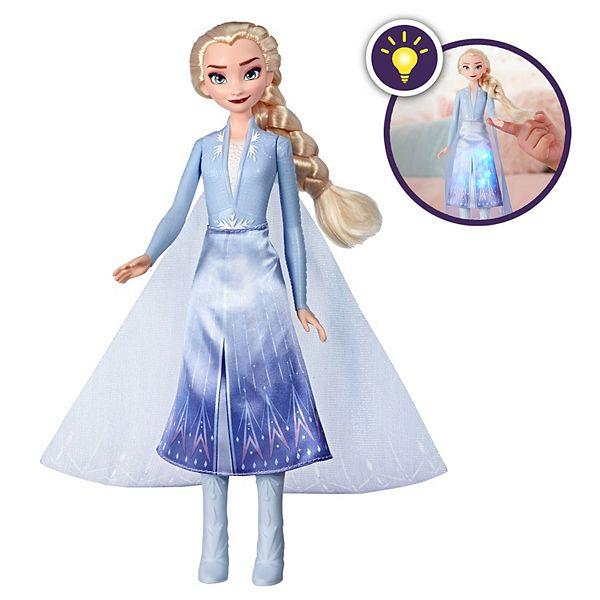 Disney's Frozen 2 Elsa Magical Swirling Adventure Fashion Doll - Multi