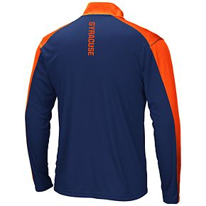 Men's NCAA Syracuse 1/4 Zip Windshirt