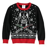 Boys 4-12 Jumping Beans® Star Wars Holiday Sweater