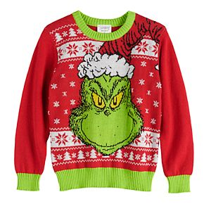 Boys 4-12 Jumping Beans® Holiday Sweater