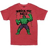 Men's Marvel Hulk Holiday Tee