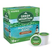 Keurig K-Cup Portion Pack Green Mountain Coffee Nantucket Blend Coffee - 18-pk.