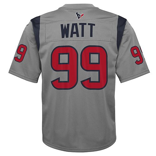 quality design 573ca 11706 Boys 8-20 Houston Texans J. J. Watt Inverted Color Jersey