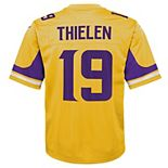 Boys 8-20 Minnesota Vikings Adam Thielen Inverted Color Jersey