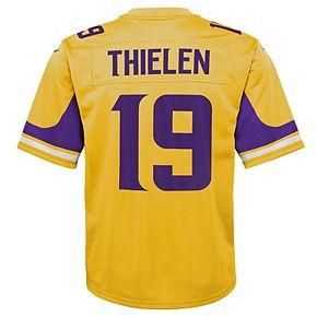 Boys 8-20 Minnesota Vikings Adam Thielen Inverted Color Jersey