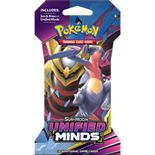 Pokemon Sun & Moon Unified Minds #11 Blister Booster Pack