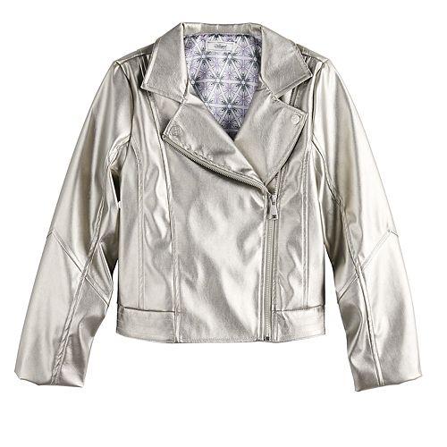L.O.L Fierce Girls Bomber LOL Jacket Jacket for Girls Sizes 4-16 Surprise