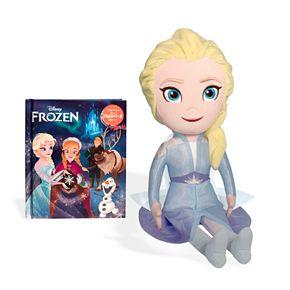Kohl's Cares Disney's Frozen 2 Elsa Plush and Book Bundle