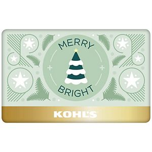 Merry & Bright Gift Card