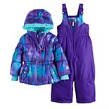 Toddler Girl ZeroXposur Snowsuit