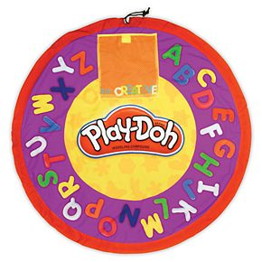 Play Doh Create 'n Store Play Mat