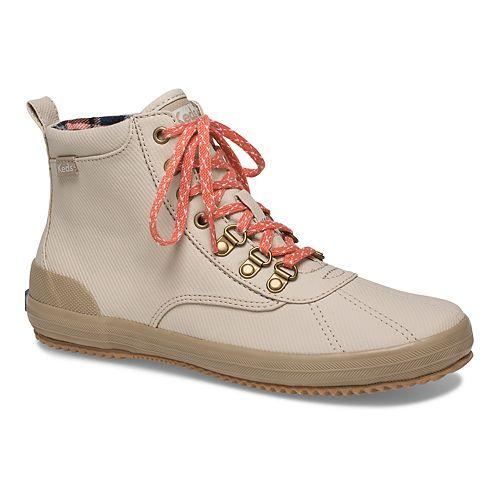 Keds Scout II Matte Twill Women's Rain Boots