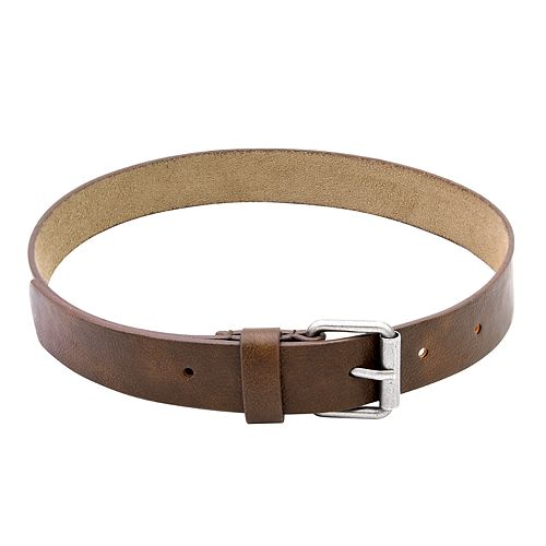 Boys Carter's Brown Faux Leather Belt