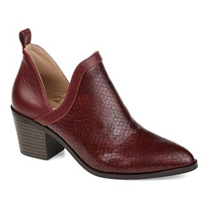Journee Collection Terri Women's Ankle Boots