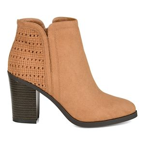 Journee Collection Jessica Women's Ankle Boots