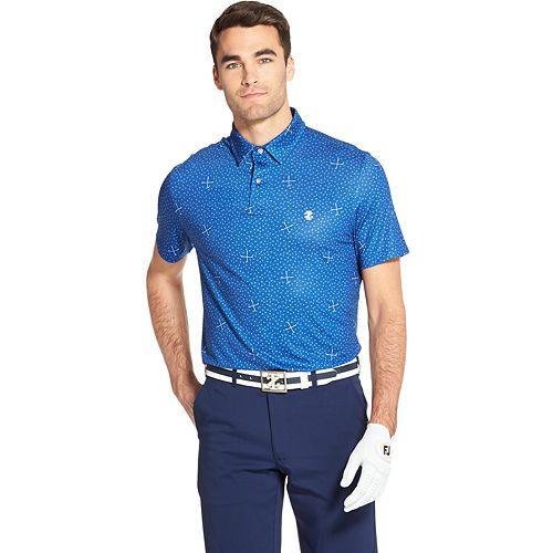 Men's IZOD Sportswear SwingFlex Classic-Fit Performance Golf Polo