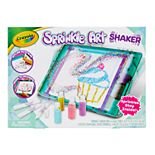 Crayola Sprinkle Art Shaker, Rainbow Arts and Crafts for Girls, Gift, Age 5, 6, 7, 8