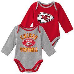 buy online d60ea da830 NFL Kansas City Chiefs Baby Clothing | Kohl's